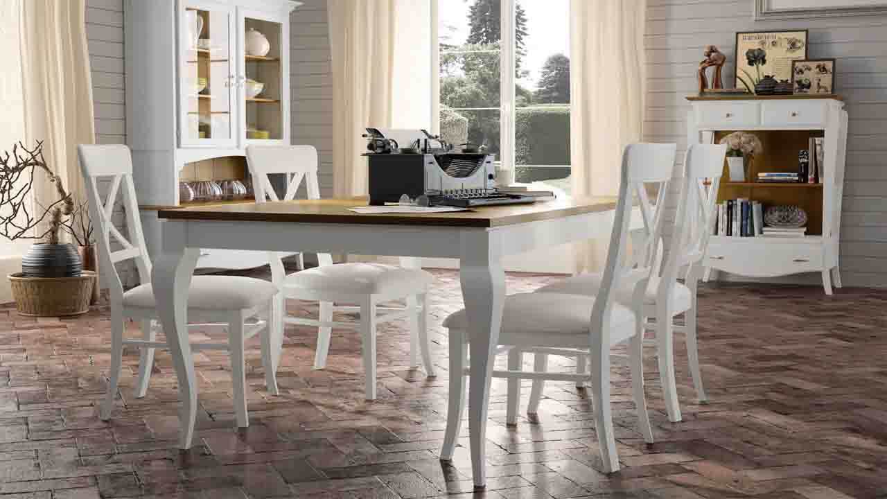 Mesa de comedor colonial muebles la alcoba - Muebles la colonial ...