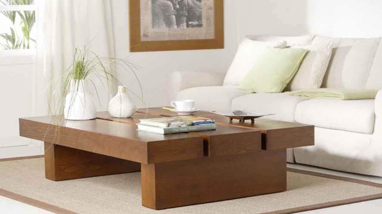 Mesas de centro colonial muebles la alcoba - Merkamueble mesas de centro ...