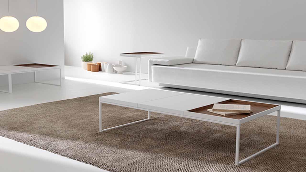 Mesas de centro moderno muebles la alcoba for Muebles la alcoba