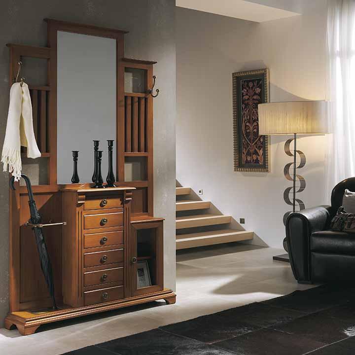 Recibidor Clásico  Muebles La Alcoba