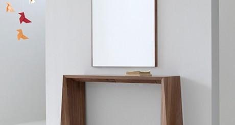 Recibidor muebles la alcoba for Mueble recibidor moderno