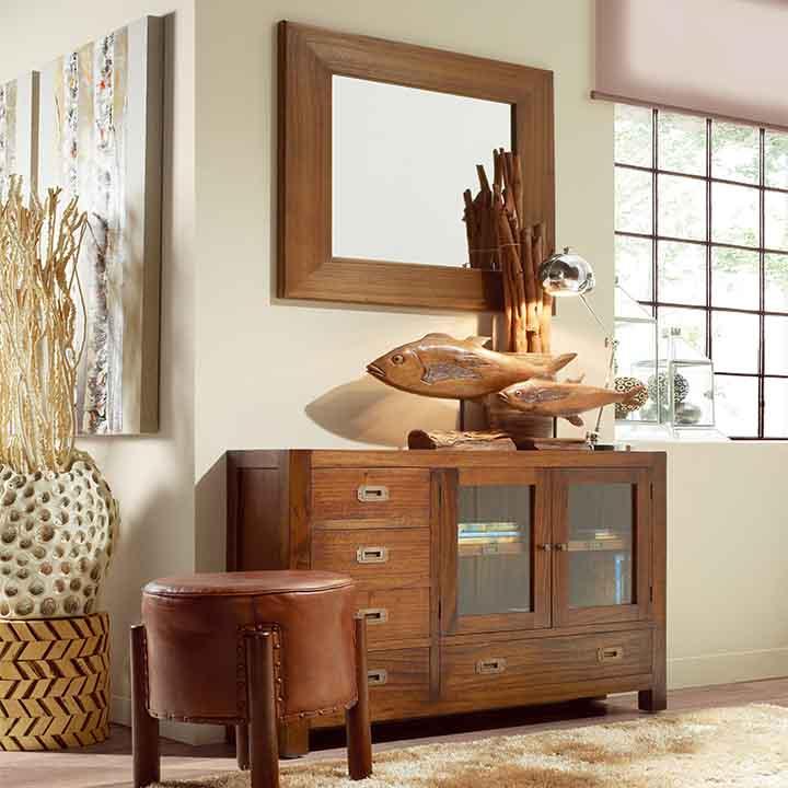 Recibidor colonial muebles la alcoba - Muebles la colonial ...