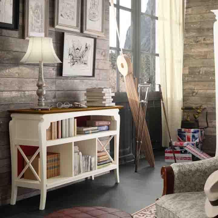 Recibidor colonial muebles la alcoba - Decoracion colonial moderno ...
