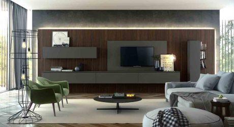 Composición Salón Moderno